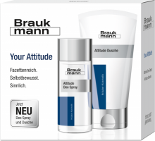 Braukmann Your Attitude SET, 150ml / 150ml