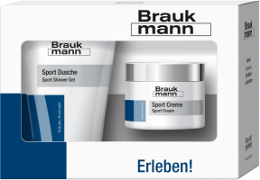 Braukmann Sport SET, 120ml / 50ml